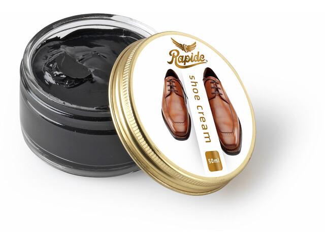 Rapide Shoecream 50ml, black